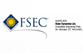 fsec tested solar dynamics heaters